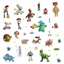 RMK4008SCS Disney and Pixar Toy Story 4 Wall Decals by York