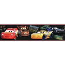 RMK4404BD Disney Pixar Cars Piston Cup Racing by York