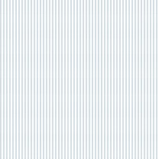 Blue/White Stripes Wallcovering by York
