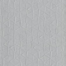 Pewter Geometrics Wallcovering by York