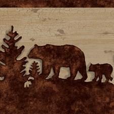Chestnut Wallcovering by Brewster