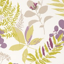 Heather Abstract Wallcovering by Clarke & Clarke