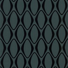 Black Contemporary Wallcovering by Kravet Wallpaper