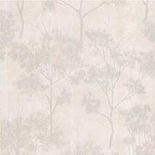 Beige Botanical Wallcovering by Kravet Wallpaper