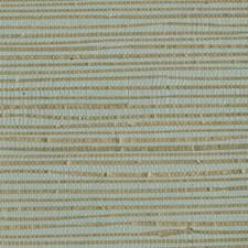 Gold/Light Blue/Metallic Metallic Wallcovering by Kravet Wallpaper