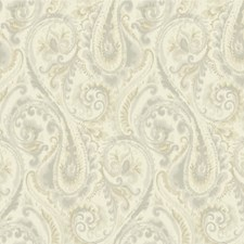 Light Grey/Ivory/Taupe Contemporary Wallcovering by Kravet Wallpaper