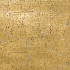 Gold/Metallic/Silver Metallic Wallcovering by Kravet Wallpaper