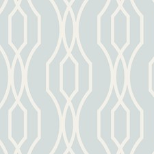 Spa/Metallic Contemporary Wallcovering by Kravet Wallpaper