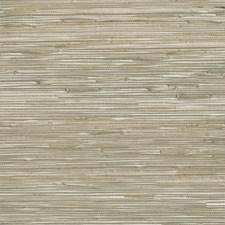 White/Beige Solid Wallcovering by Kravet Wallpaper