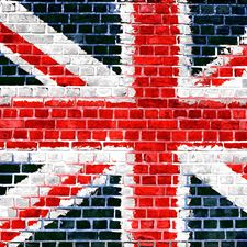 WALS0035 Union Brick Wall Mural by Brewster