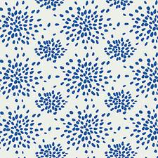 Blue On White Wallcovering by Scalamandre Wallpaper