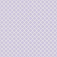Light Purple/White Small Prints Wallcovering by York