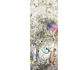 Multicolor Wallcovering by Scalamandre Wallpaper