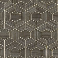 Graphite Wallcovering by Scalamandre Wallpaper