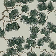 Green Wallcovering by Scalamandre Wallpaper