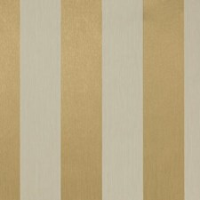Gold/Grey Stripes Wallcovering by York
